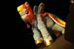Rainbow Dash Cosplay Quadsuit by MadHamsterCostumes