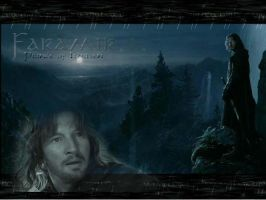 Faramir, Prince of Ithilien by AcanyaHelke