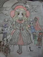 The Doll Maker by TheCape99