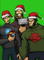 HAVE A MARVELOUS 2013 CHRISTMAS by Sabrerine911