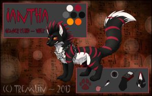 Iantha Ref Summer 2013 by Tremlin