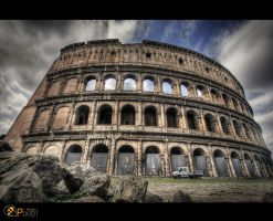 Colosseo by ahmadali