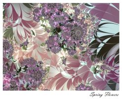 Spring Flowers by Sandy515