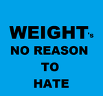 Weight's No Reason to Hate by botifu