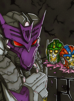 Tarn and the lanterns by SolidStateScouter
