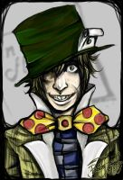 MAD HATTER by bobbeh-monster