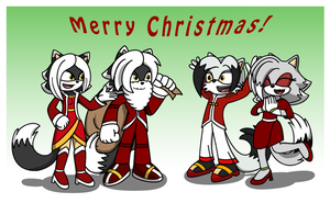[Gift] Chirstmas with the Romano by Marxhog
