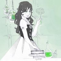 Day 3: Apothecary by Y-Frost