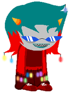 Technostuck Terezi by PimpDaddyPenisSquid