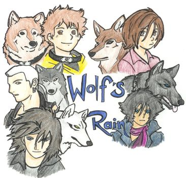 Wolfs Rain by Book-of-the-Moon