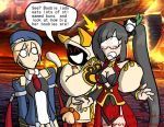 BlazBlue: Calamity Titties by BrokenTeapot