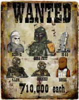 Bounty Hunters by mjfletcher