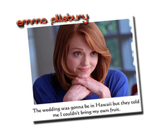 Emma Pillsbury - gLee by leandruskis
