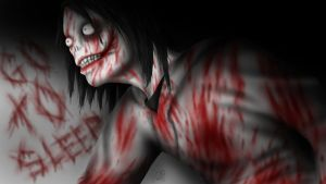 Jeff The Killer by aqilesbailo