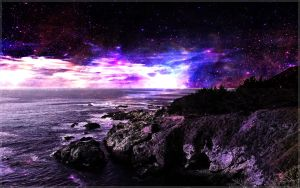 Stars in the sky by PimArt