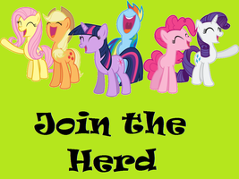 Join the Herd by girthaedestroyer