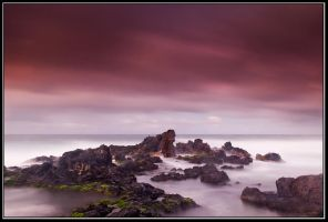 Maui Coast at Evening by IgorLaptev