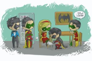 Robins by Rikku42