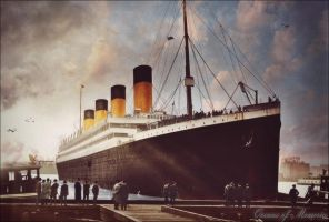 The Goddess by RMS-OLYMPIC