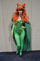 Poison Ivy Cosplay by masimage