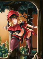 Velvet the witch by ParSujera