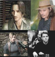 Resident Evil 4 Casting Call by FalCatrecon