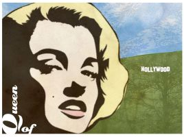 Queen of Hollywood by moose562