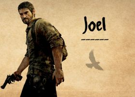 The Last Of Us - Joel by WaveSeeker90