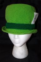 Mad Hatter Hat by rainbowdreamfactory