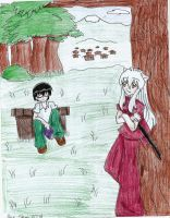 Inuyasha Gender Bender by WhishingStar
