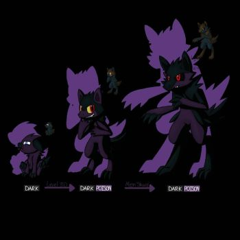 My Werewolf Fakemon by The-MadR