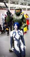 WLFCC October 2013 - Iconic Legion by Paper-Cube
