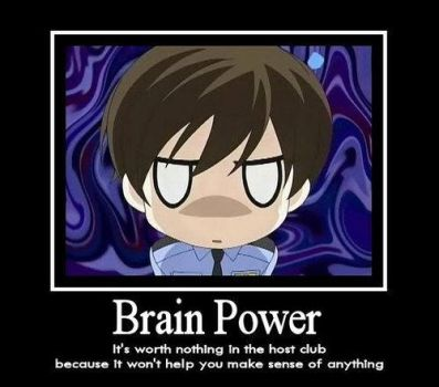 Intelligence in Ouran by zhalia103