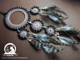 Dream Catcher #2 (Now on Etsy) by TheInnerCat