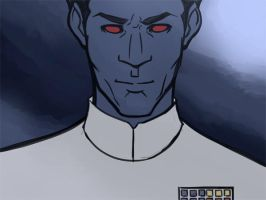 grand admiral thrawn by ex-m