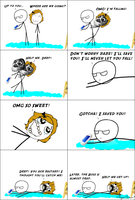 A Gamer's Life (Rage Comic 34) by 1RageComic1