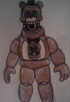 Twisted Freddy (inactive) by FreddleFrooby