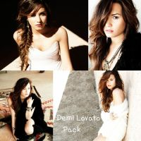 Demi Lovato Pack #16 by Teeffy
