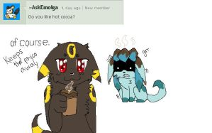 Question 10: Hot Cocoa by Ask---Umbreon