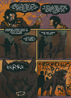 Road to Nowhere- Sample Comic pg 4 by ceallach-monster
