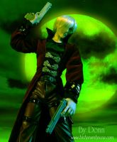 Dante Against a Poison Moon by BishonenHouse