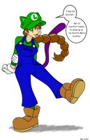 St. Luigi Day by MoeAlmighty