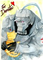 Alphonse for Densetsu by lince