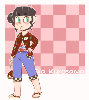 Style Savvy Dia by MirmirArt