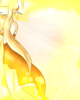 Gold Skies by FantasyLinky