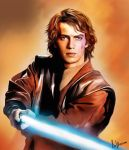 Anakin Skywalker by DominiqueWesson