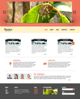 Themica - Template for Sale by kEjnAv