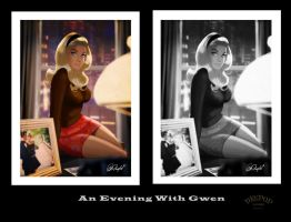 An evening with Gwen by DESPOP