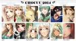 chocuu '14 by chocuu
