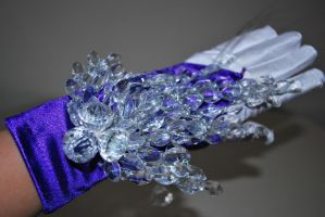Shiva Crystal Gaunlet Glove by Neo-Shadow-Bat